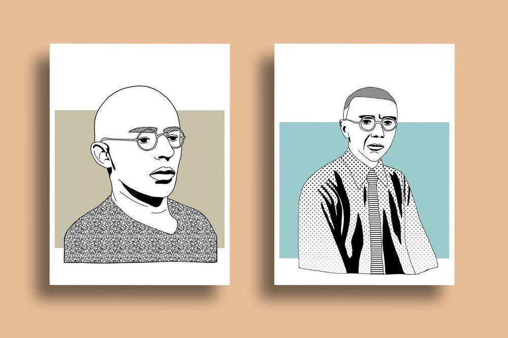 illustration-seemann-verlag-bauhaus-portraits-10-wassily-kandinsky-onogrit