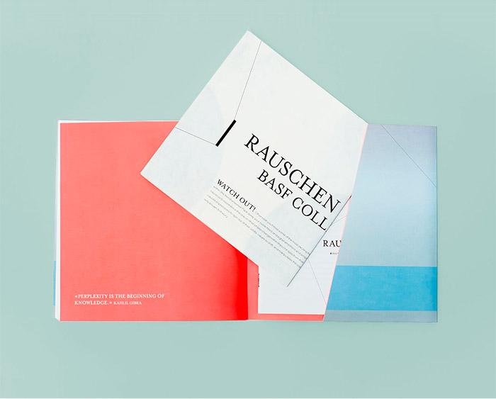 Color Trend Book Rauschen