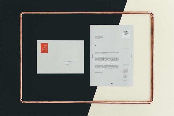 Corporate Design für Quarter/To