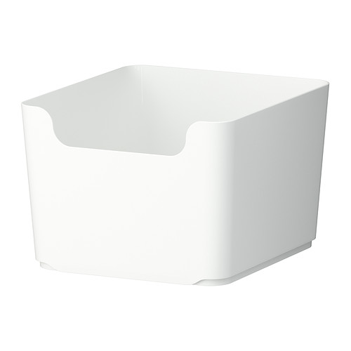 My very favourite bin for the pantry. Find it at IKEA  here