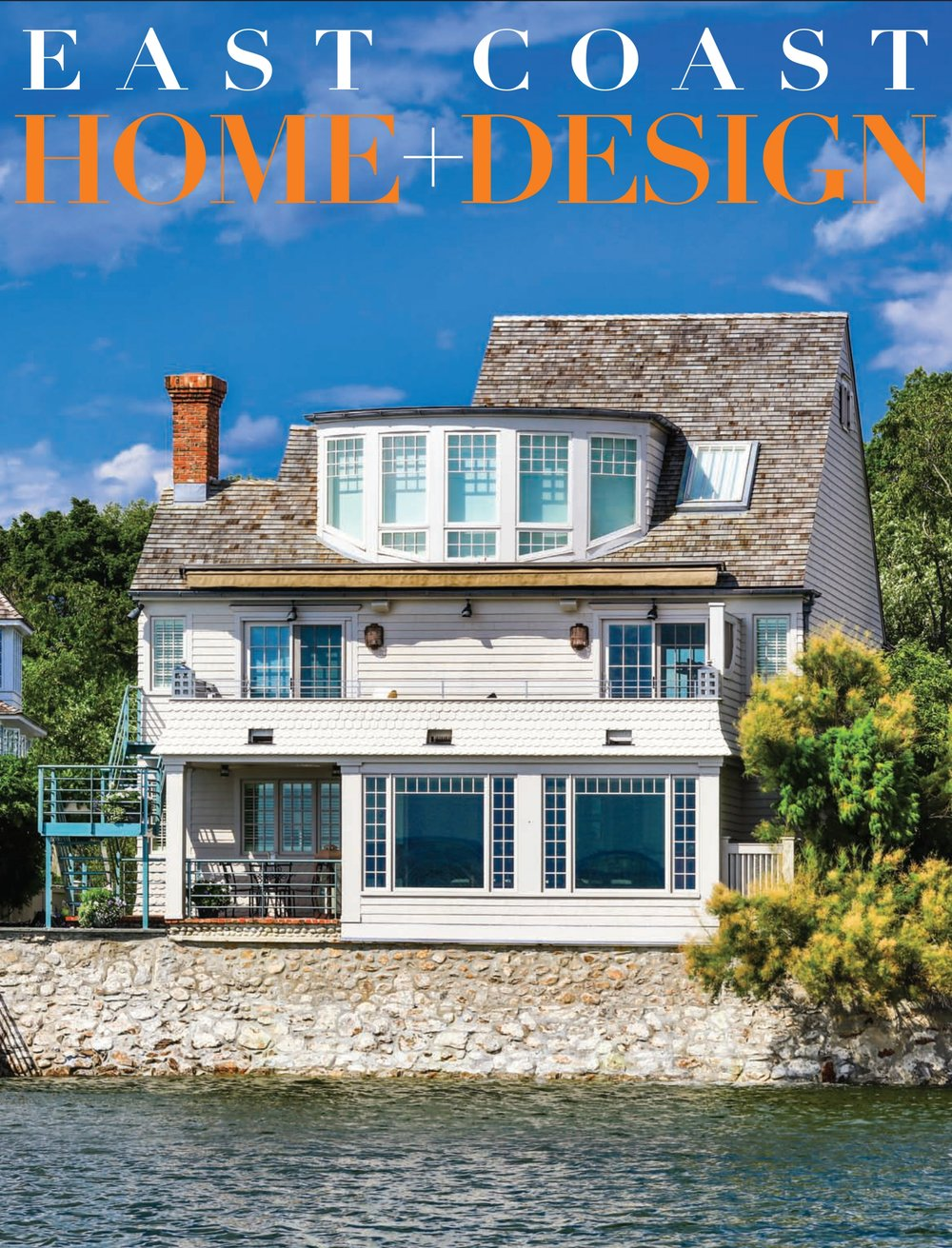 East Coast Home Design. March/April 2016.