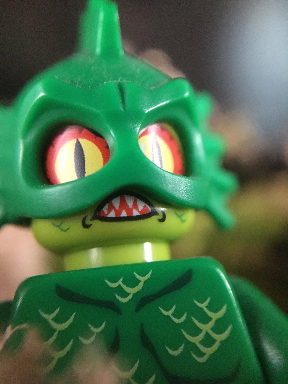 Swamp Monster!