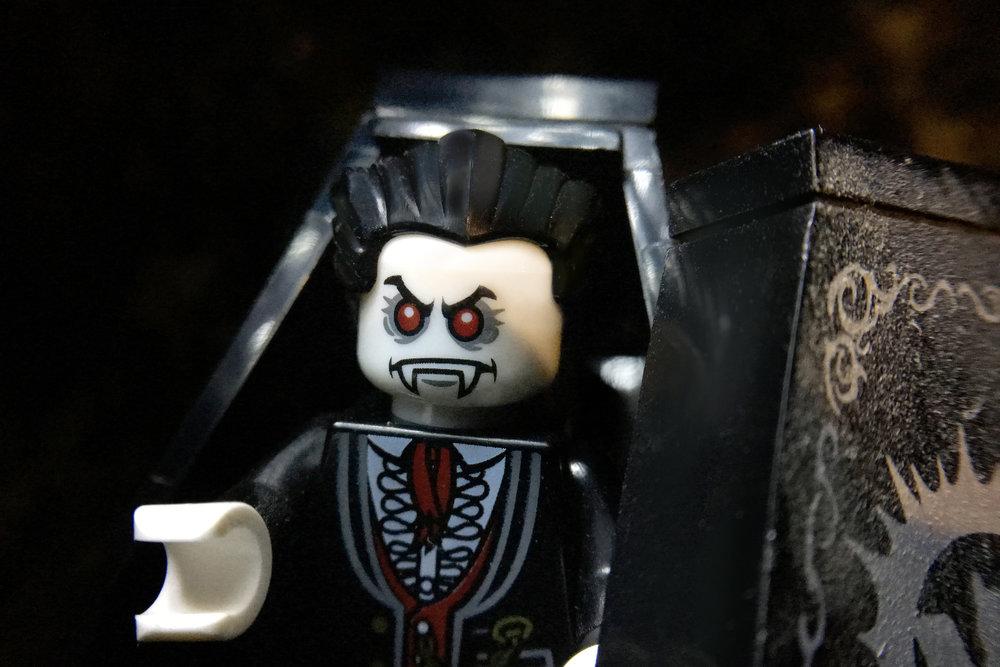 Lego Dracula