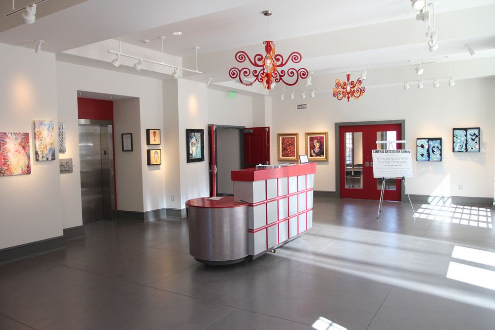 Central Artists' Gallery