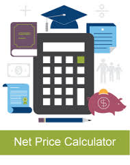 Click here to be taken to the Net Price calculator center