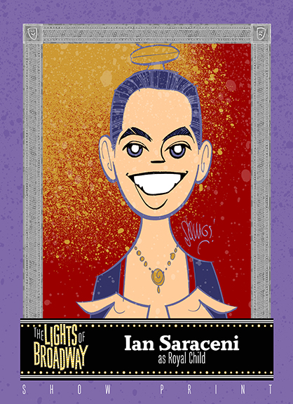 Ian Saraceni in   The King & I  .
