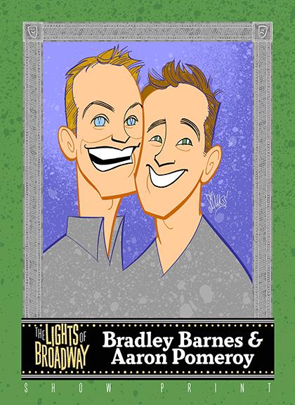 Bradley Barnes & Aaron Pomeroy.