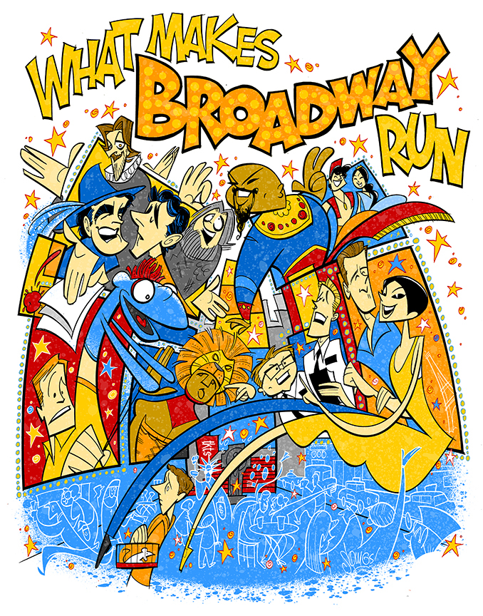 """What Makes Broadway Run"" (2015)   The Wall Street Journal"