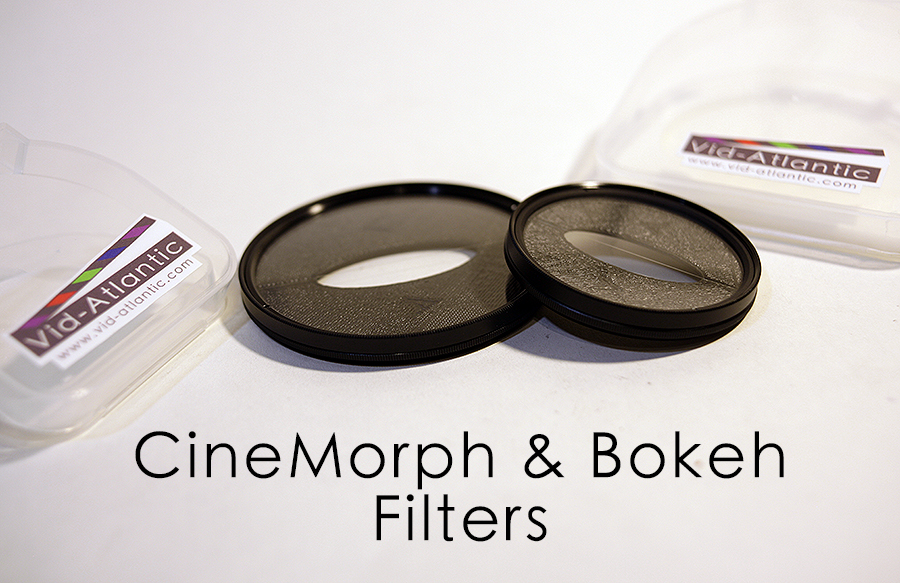 For our CineMorph Anamorphic Bokeh Filter, click here.