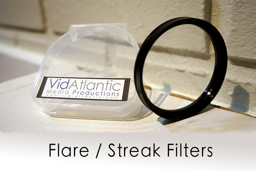 For our Flare / Streak Filter, click here. These filters are not as limiting and can pretty much be used on most SLR lenses.