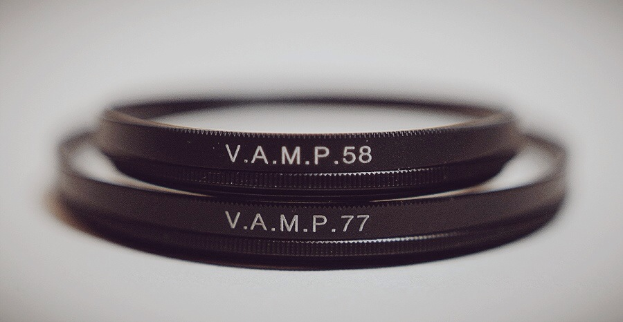 Anamorphic, Flare/ Streak and Vintage Filters