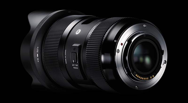 CineMorph Mod Filter for the Sigma & Zeiss Distagon (Canon mount) lenses
