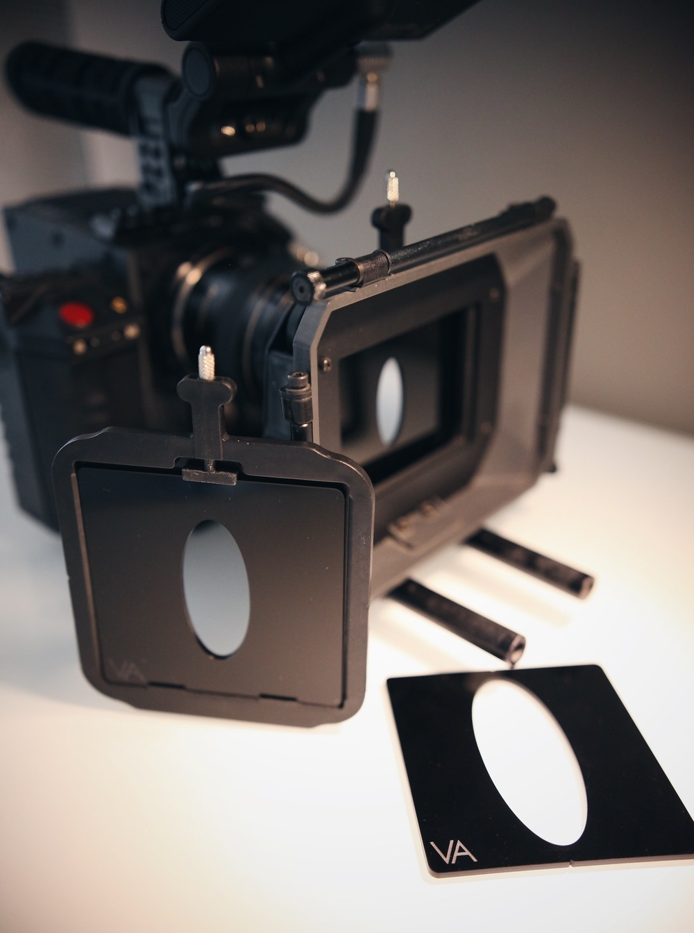 Anamorphic Looks Matte Box Filter Set