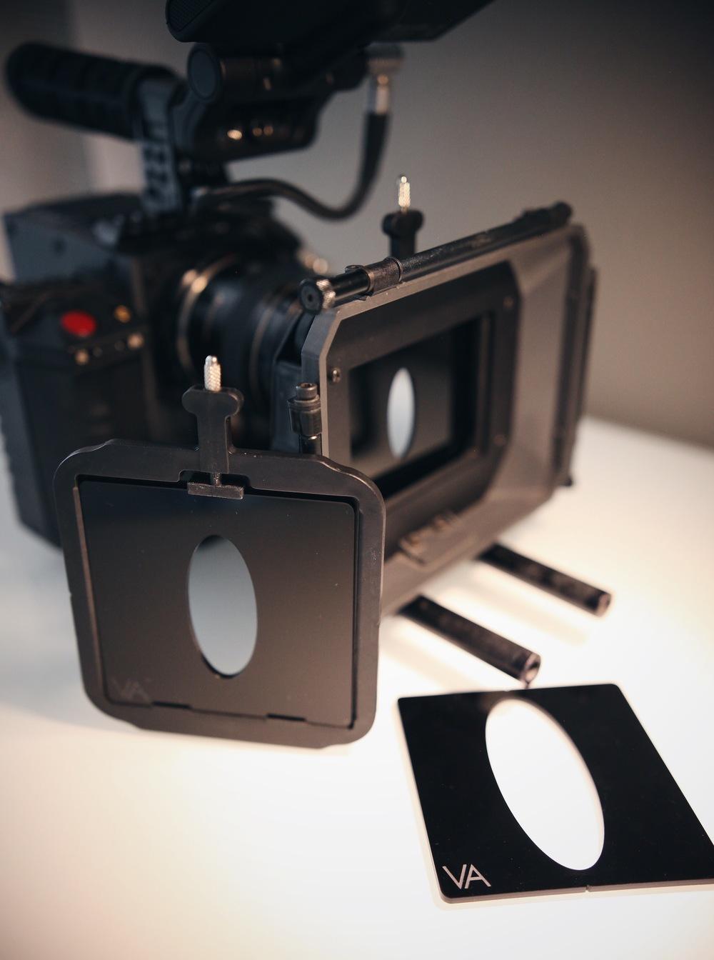 Anamorphic Looks Matte Box Filter Sets