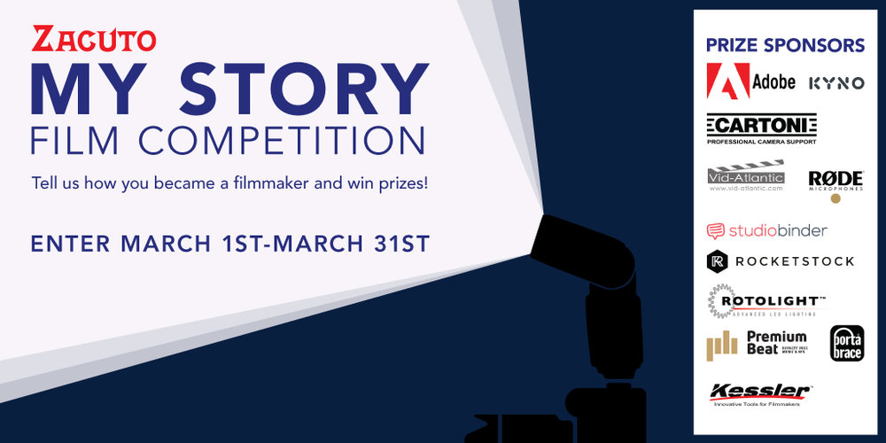 Tell us your story! Win great prizes!!