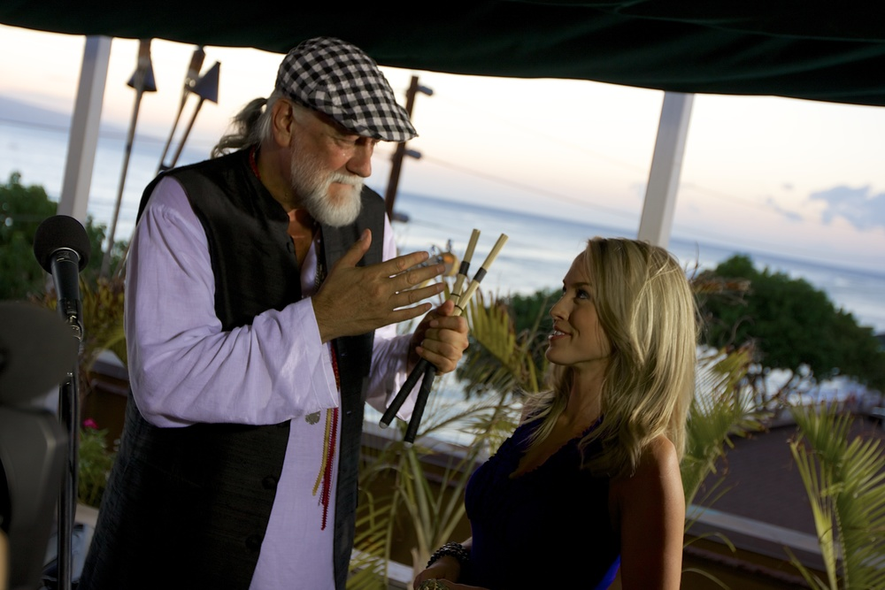 Mick Fleetwood - Destination Golf: Ka'anapali