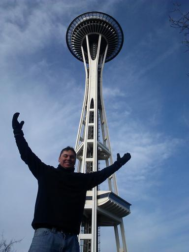 Space Needle.
