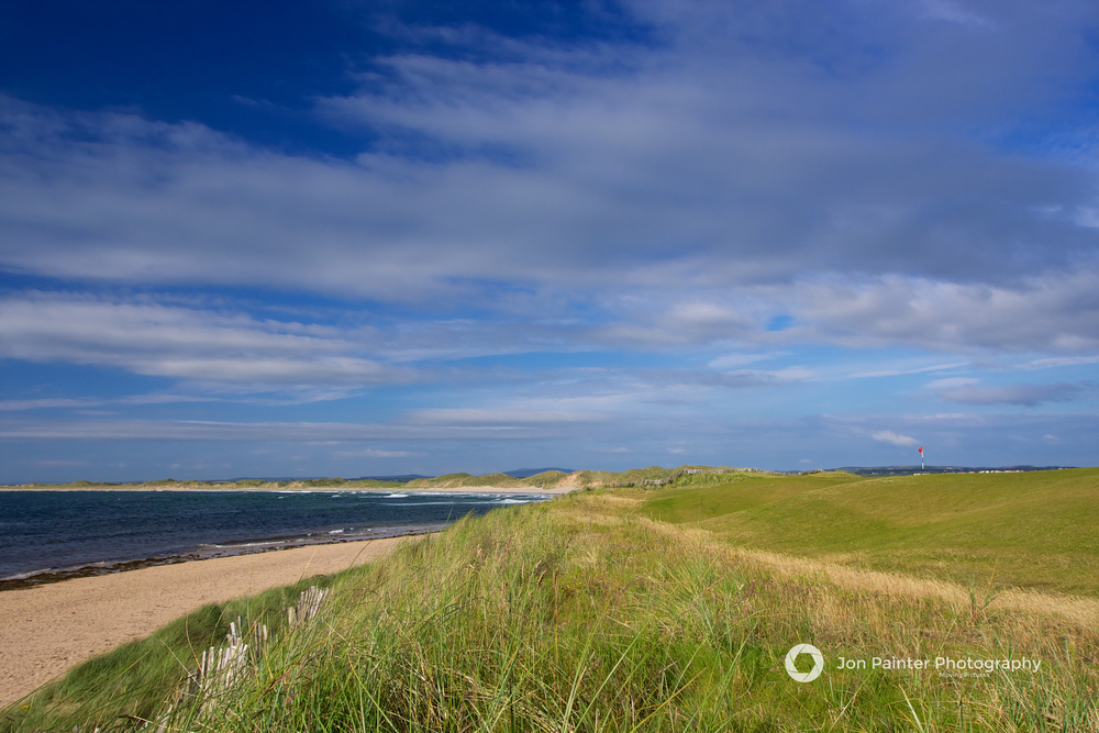 The 18th green, Doonbeg