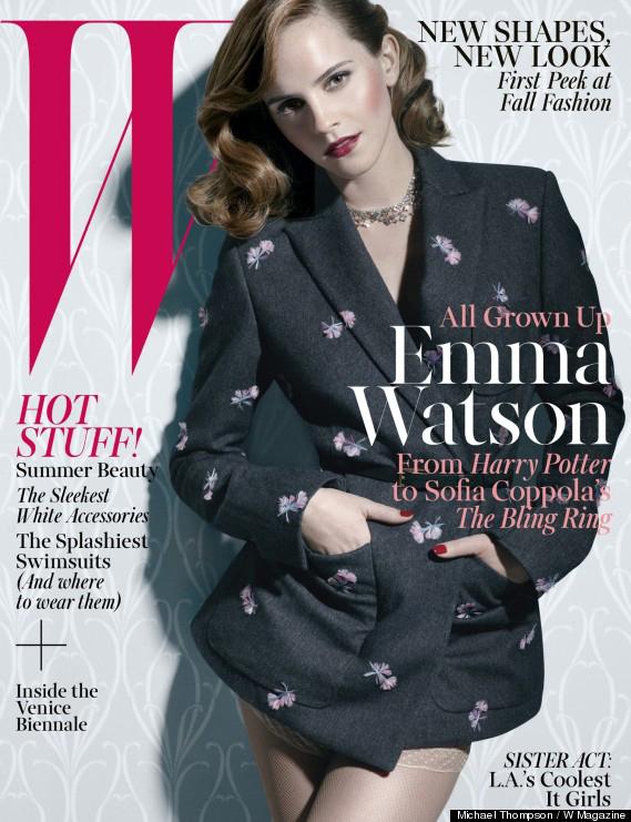 W Magazine, July 2013