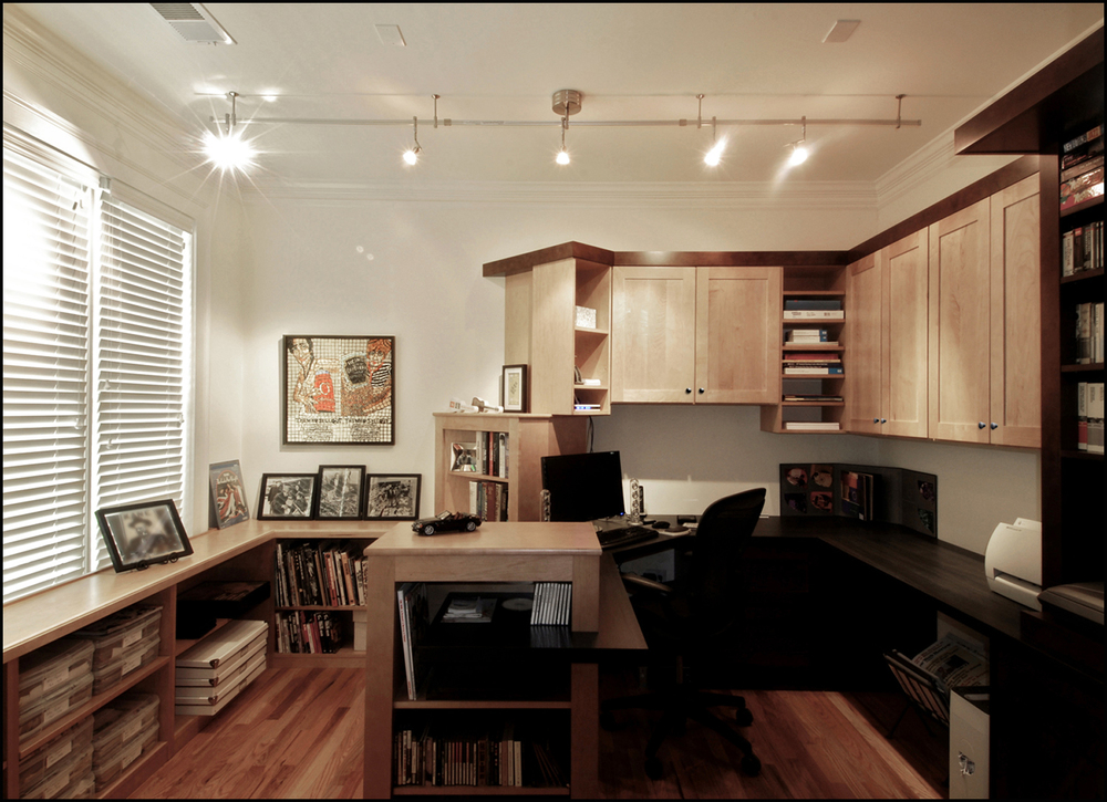 Home office gallery eastlight studio full service for Award winning office interiors