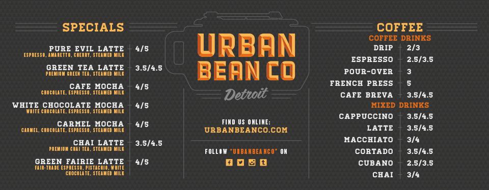 urban bean co sea land air