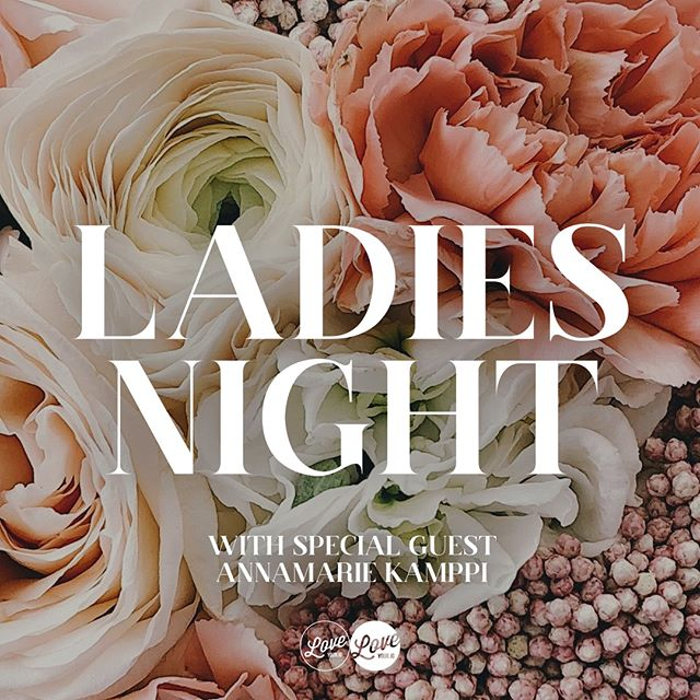IT'S THAT TIME OF YEAR!⠀ ⠀ Ladies! Join us for JG's Annual Ladies Night THIS WEDNESDAY! This is a night geared specifically for you. This year, we have special guest, Annamarie Kamppi! Tag all your girlfriends below to invite and we'll see you there! ⠀ ⠀ Feb 13 | 7:00 PM | 506 Pleasant Manor