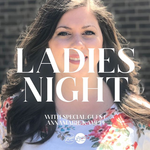 TONIGHT IS THE NIGHT!⠀ ⠀ Ladies! Join us for JG's Annual Ladies Night THIS WEDNESDAY! This is a night geared specifically for you. This year, we have special guest, Annamarie Kamppi! Tag all your girlfriends below to invite and we'll see you there! ⠀ ⠀ 7:00 PM | 506 Pleasant Manor