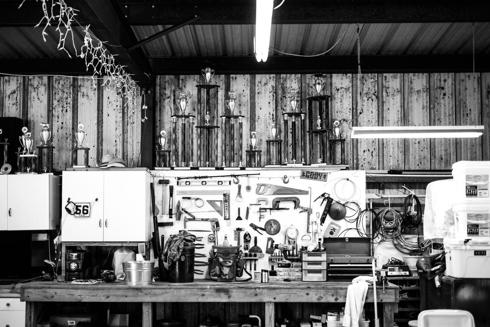Organized Shop