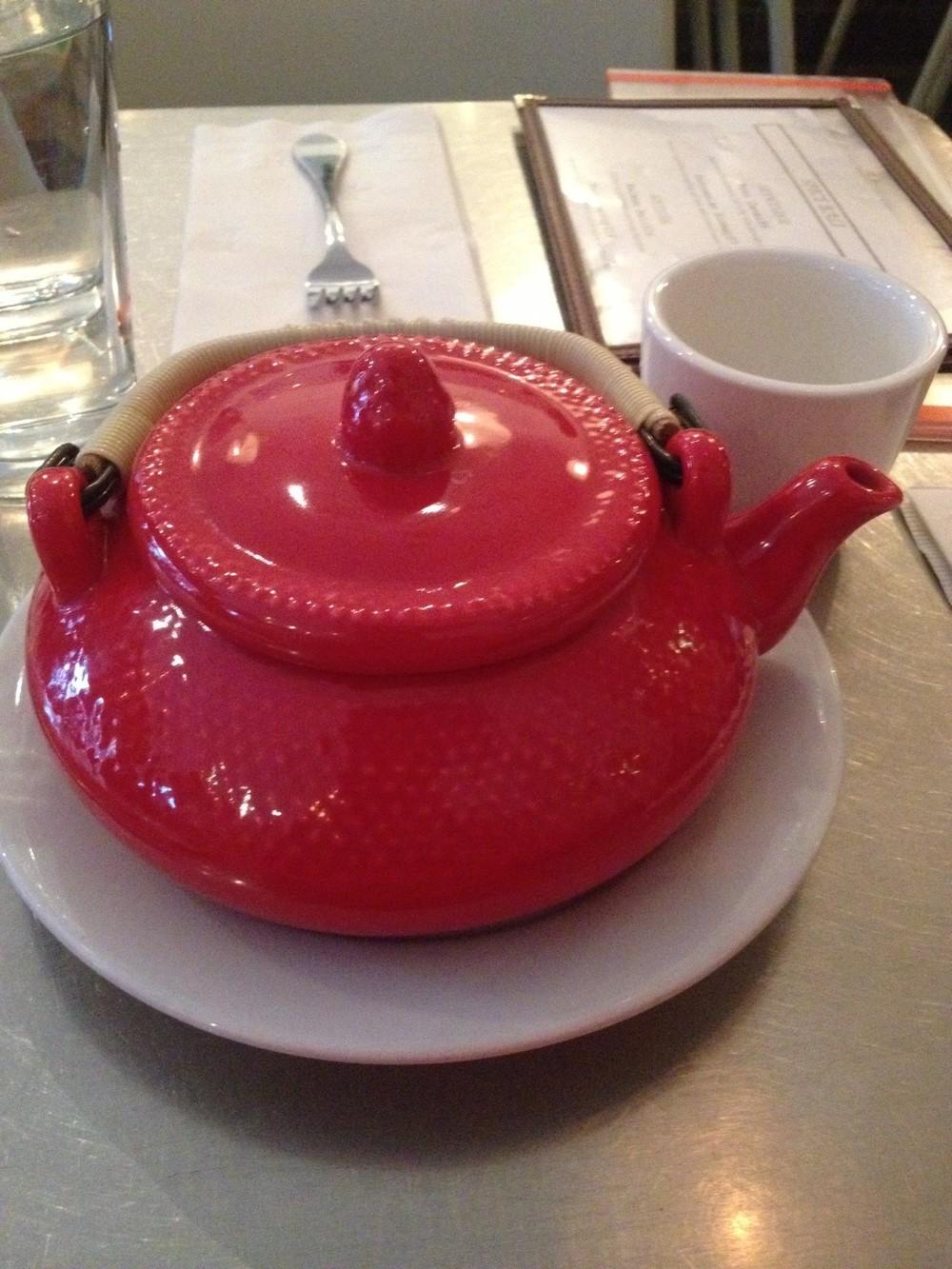 Hot Tea Please!