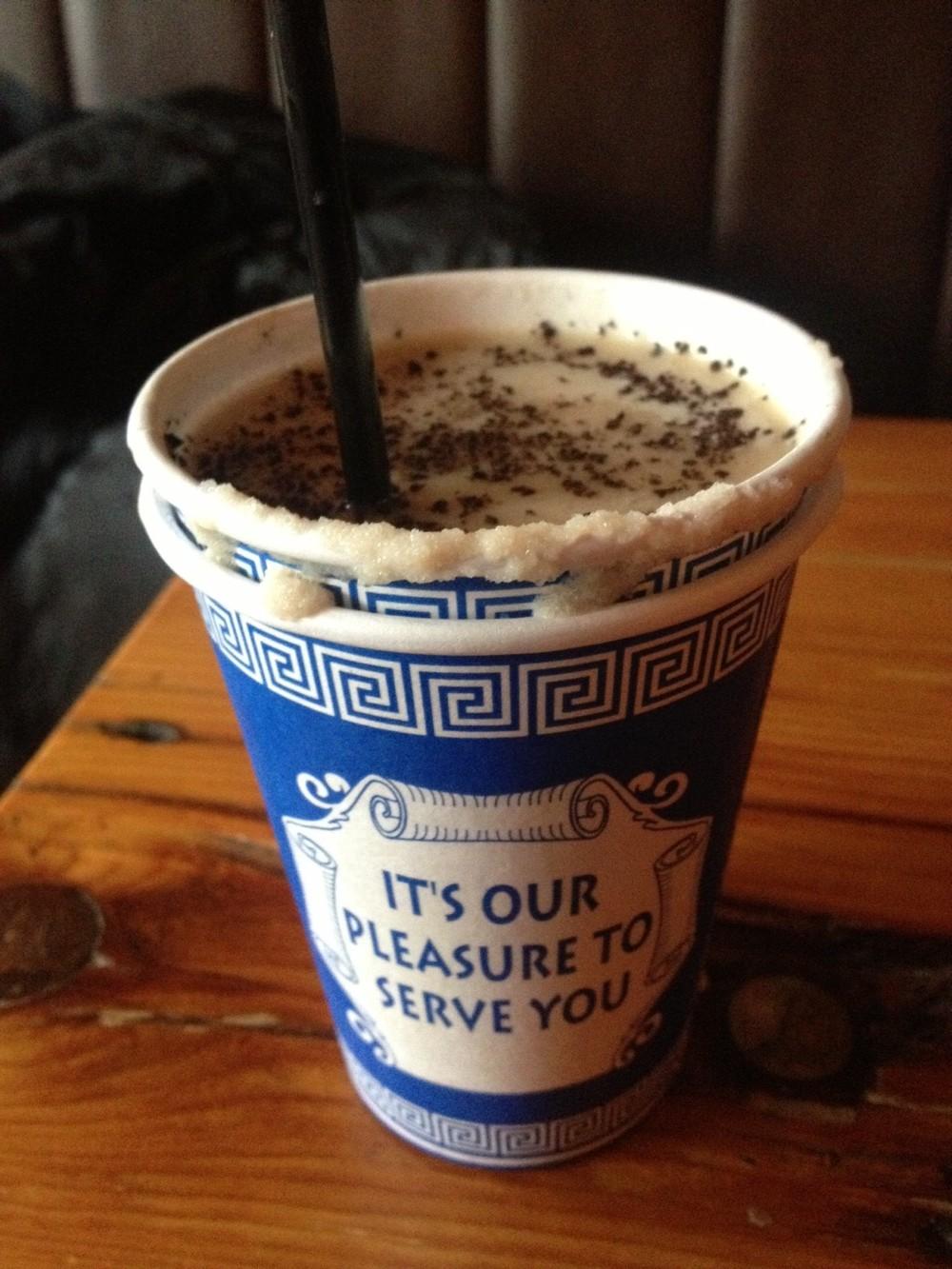 Willie's Frozen Coffee