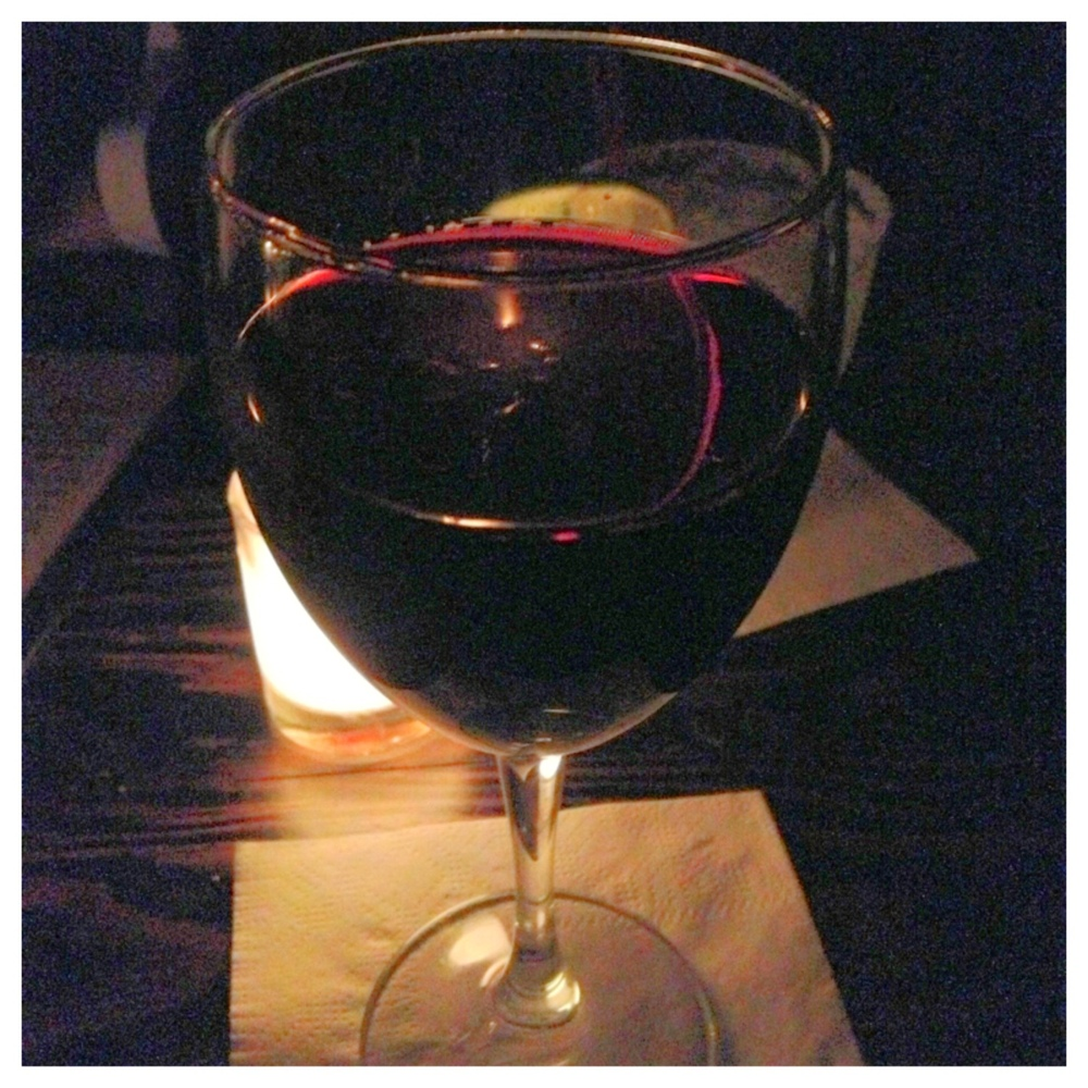 Yay for Red Wine!