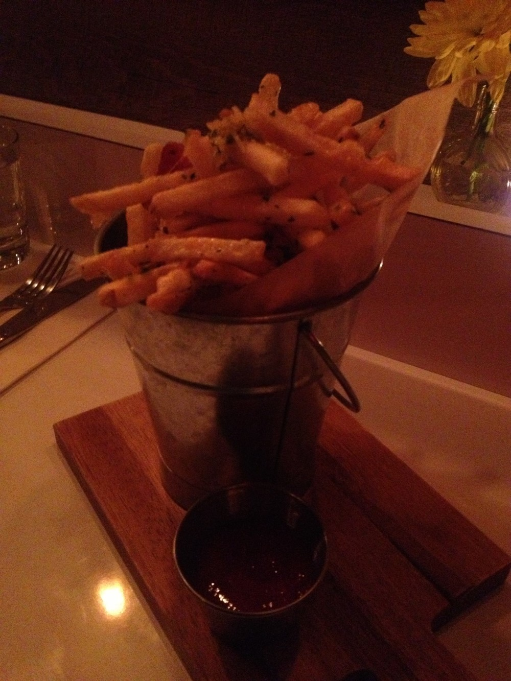 French Fries TOTALLY count as vegetables!