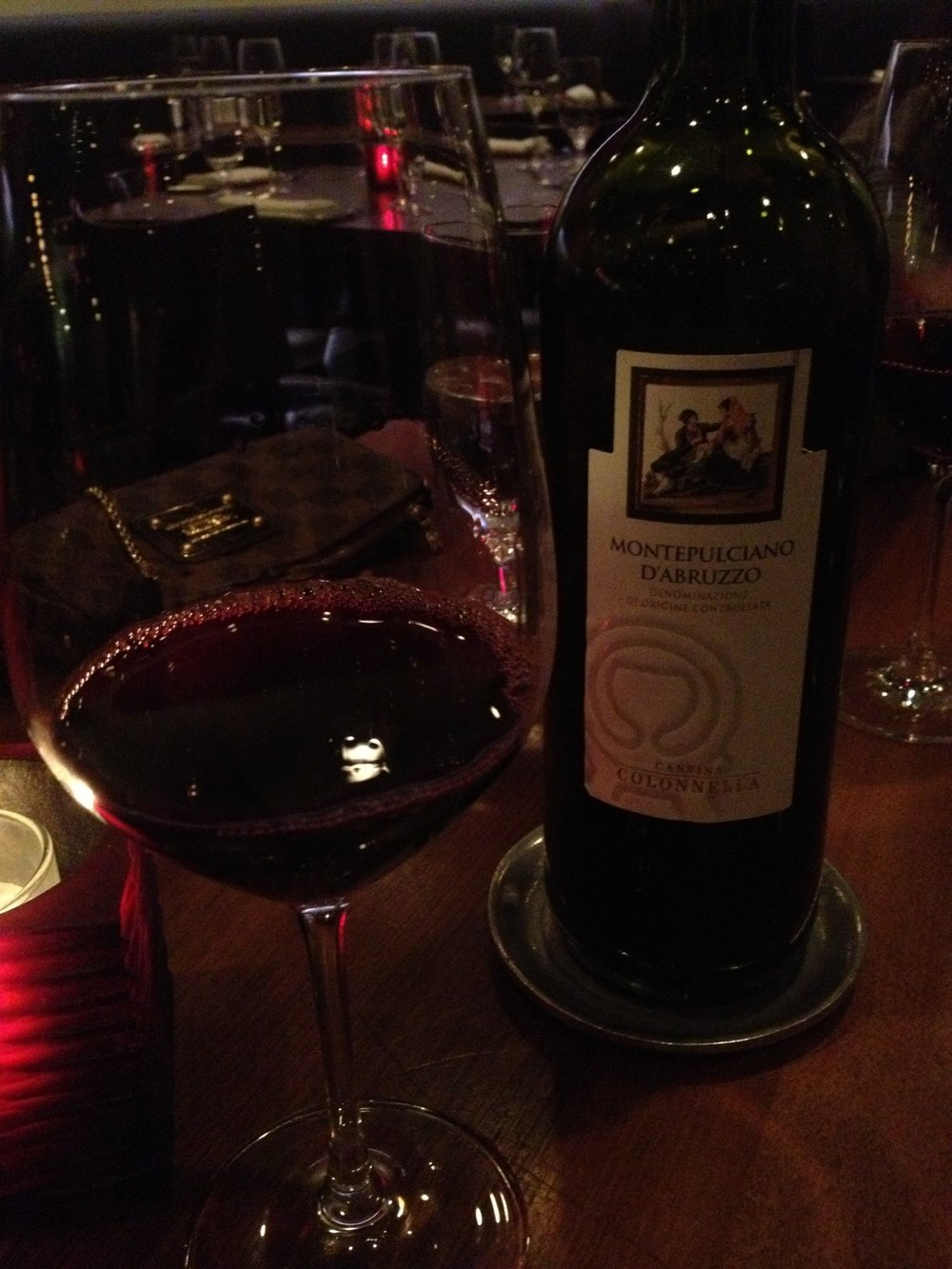 An Affordable Bottle of Red that is ALSO delicious? Happiness!