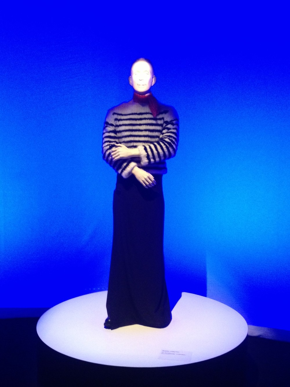 Jean Paul Gaultier is here to welcome you!