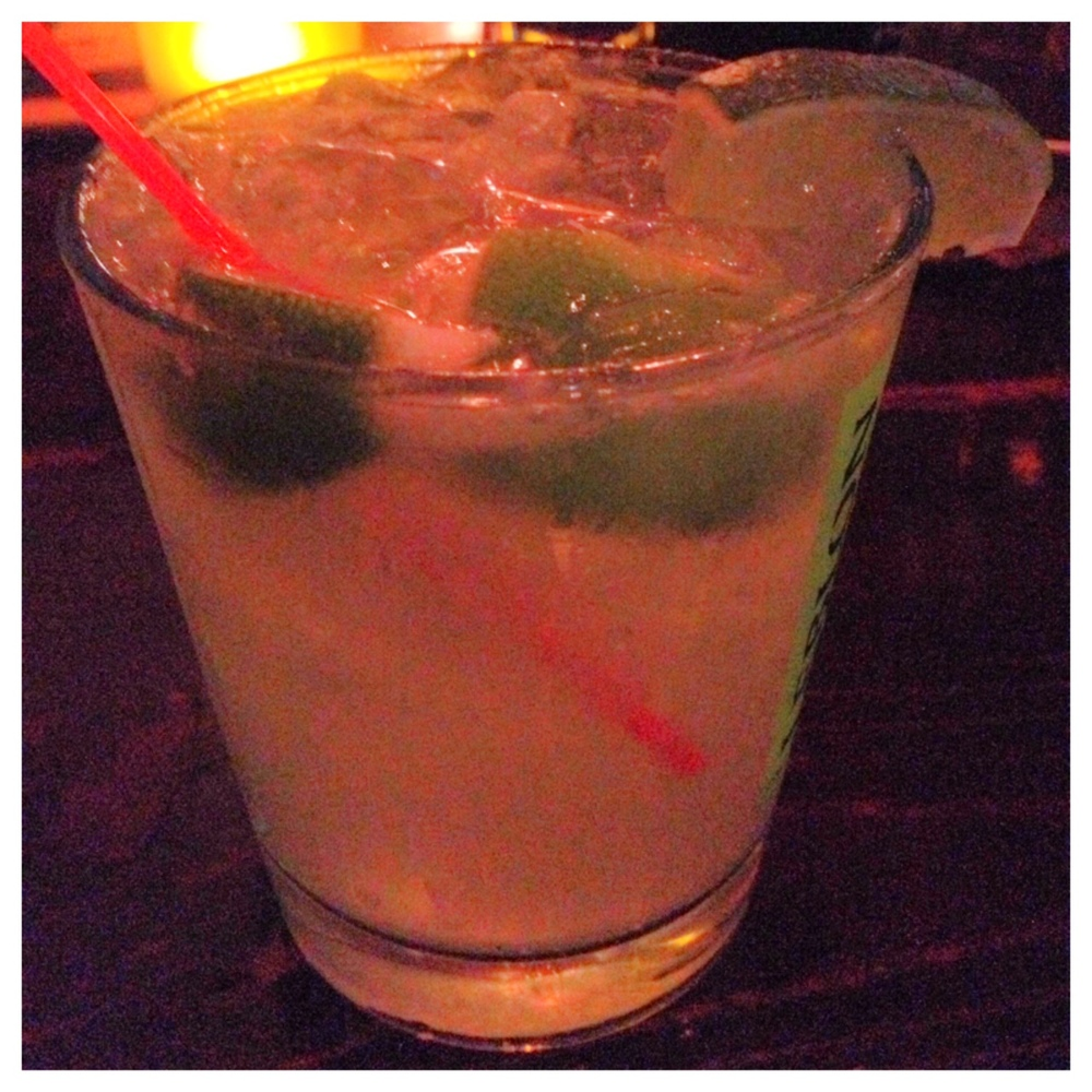 The Caipirinha - a great way to prevent scurvy