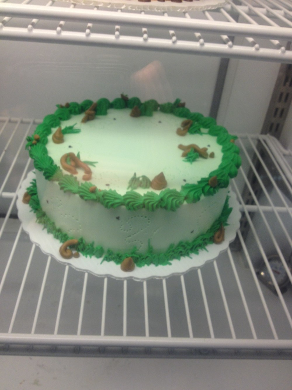A Crappy Cake
