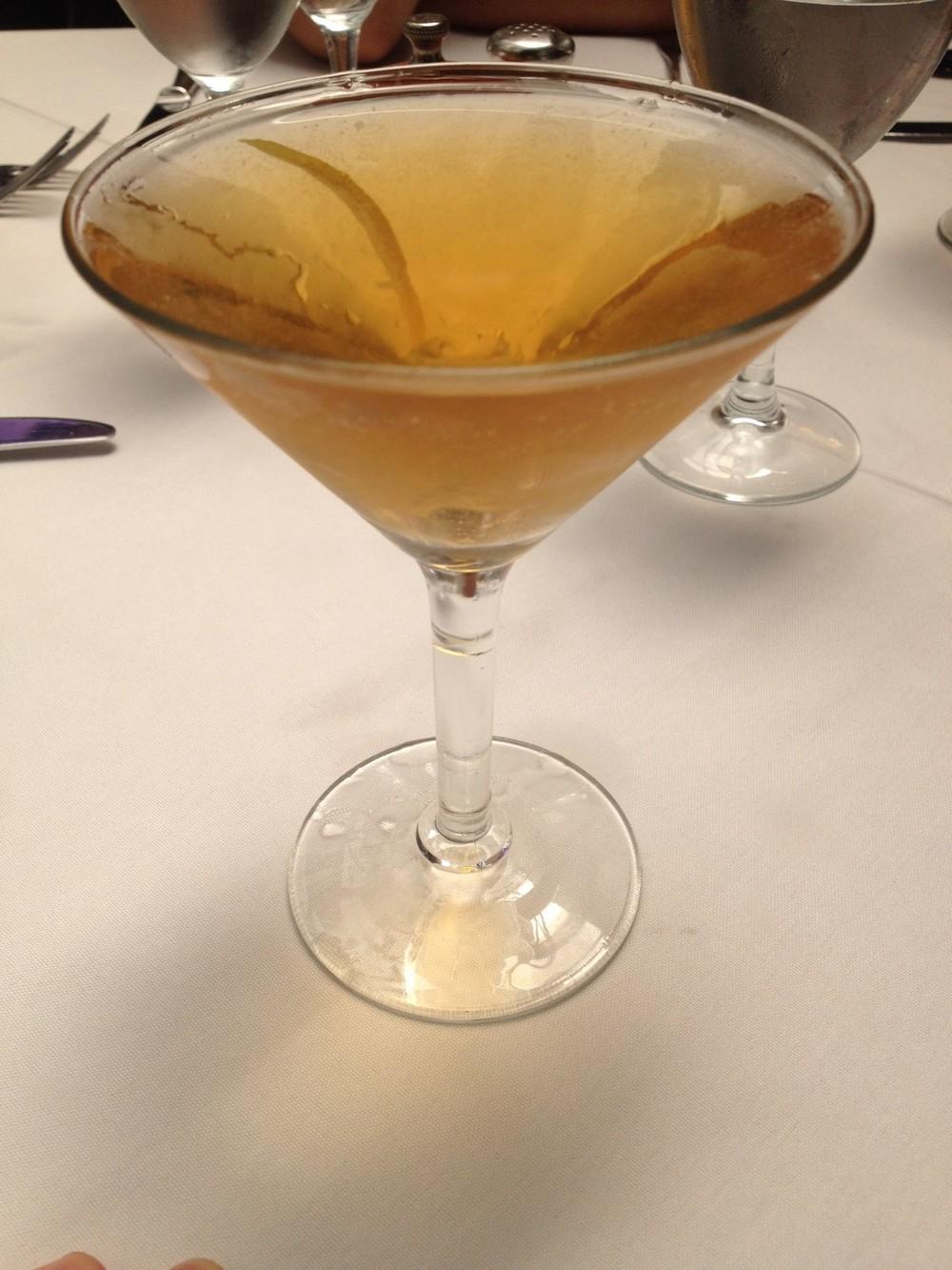 Grey Gardens Martini