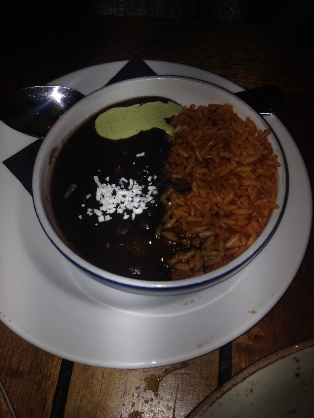 Rice and Beans!