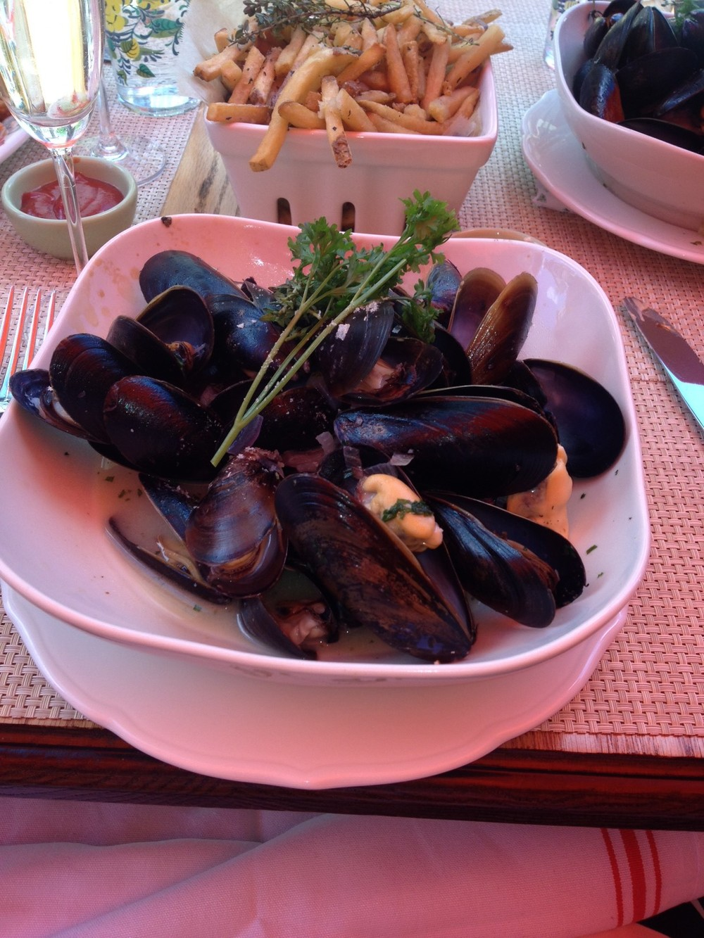 Blue Maine Mussels
