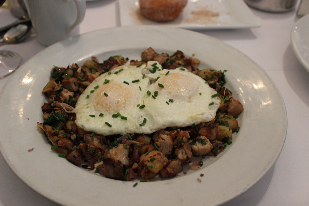 Pork Belly Hash = YES!