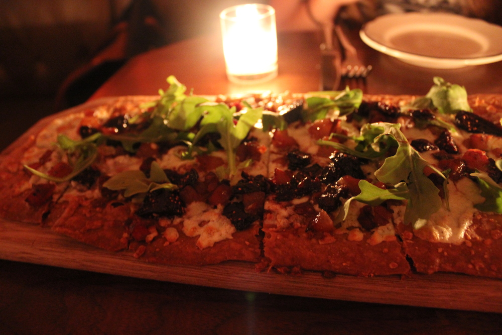 Pig & Fig Flat Bread