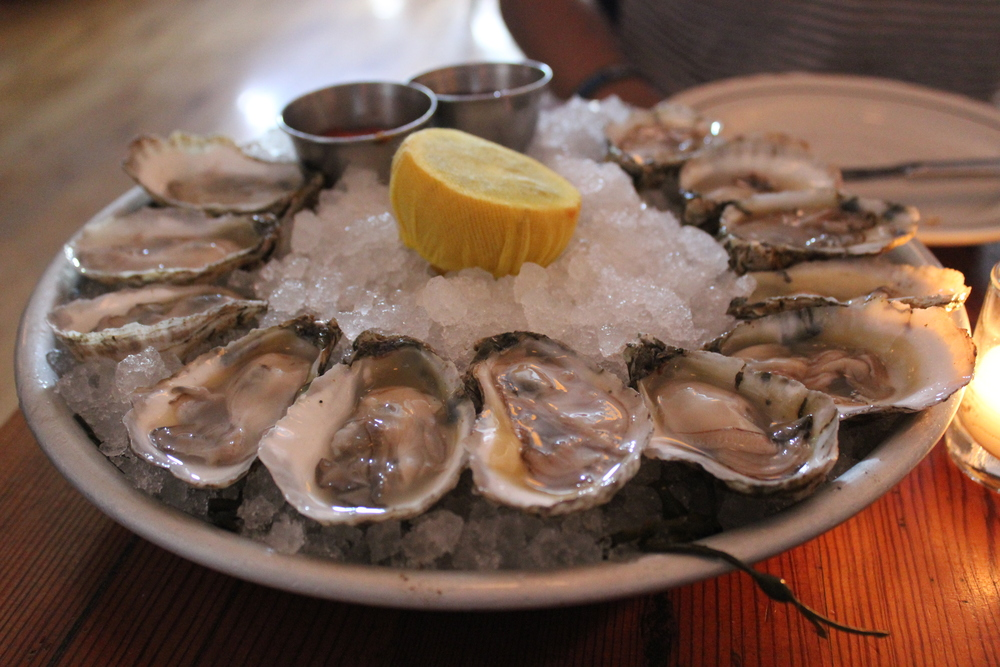 One Dozen East Coast Oysters