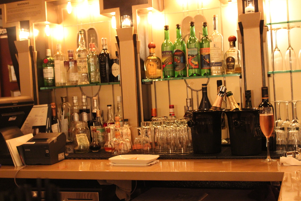 Beautiful Back Bar