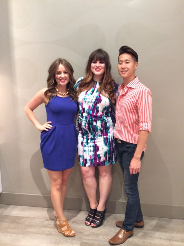 Courtney and Warren - LOVE THEM!