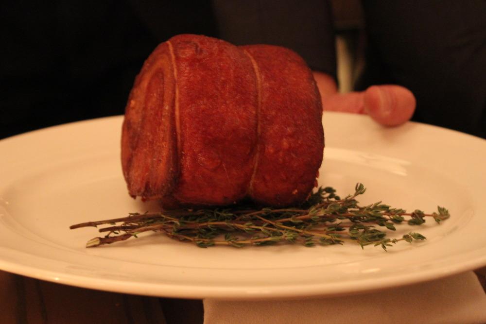Suckling Pig Porchetta