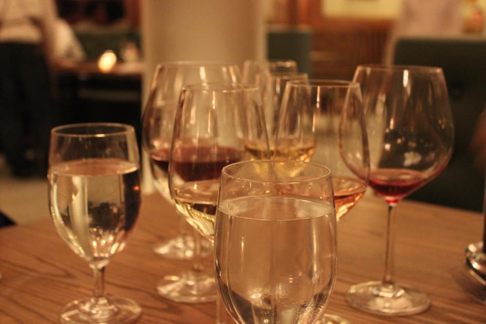 So many wines!
