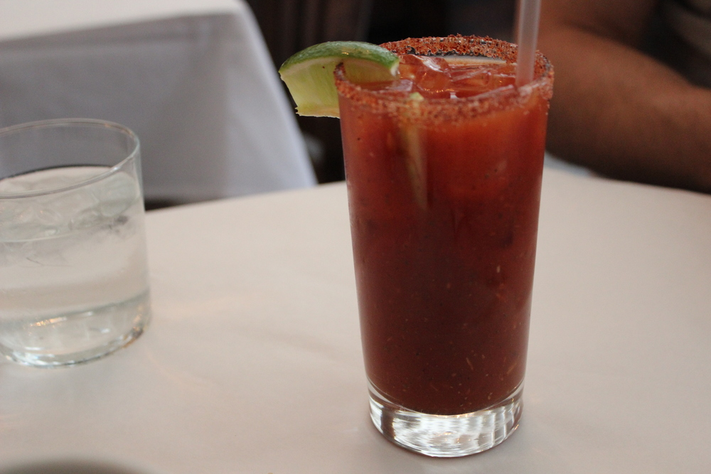 Chipotle Mary