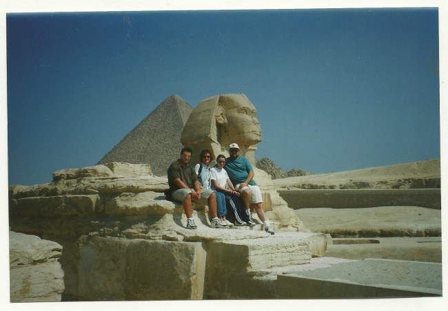 Exploring Egypt with the Family!