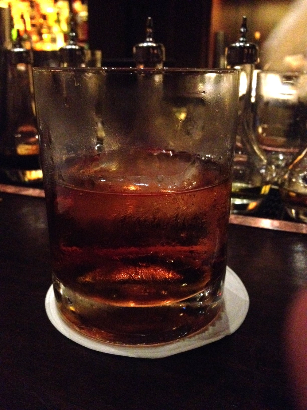 Zacapa Cocktail