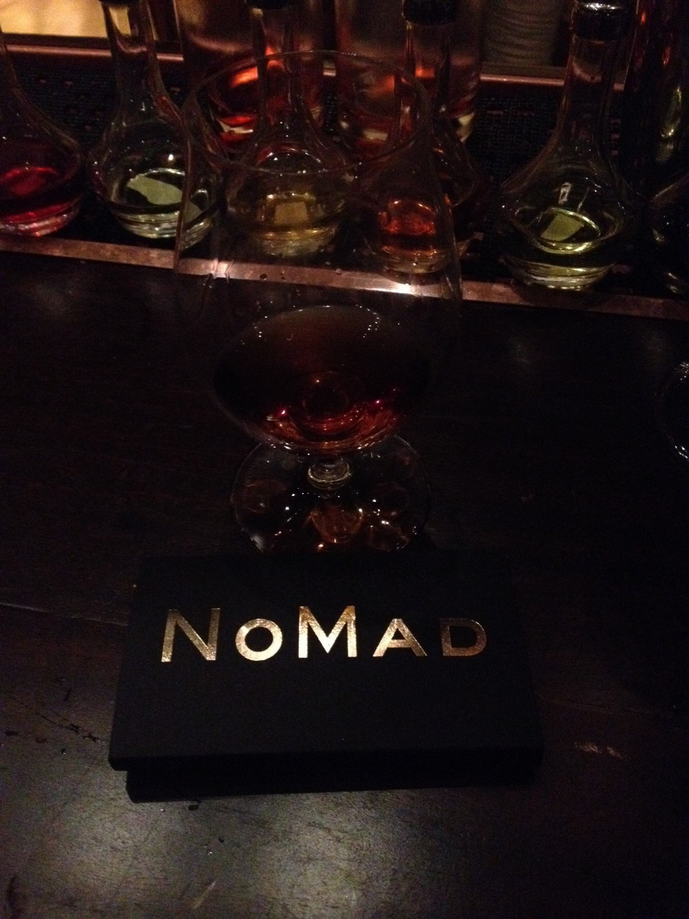 Zacapa Rum + The NoMad Candy Bar = HEAVEN